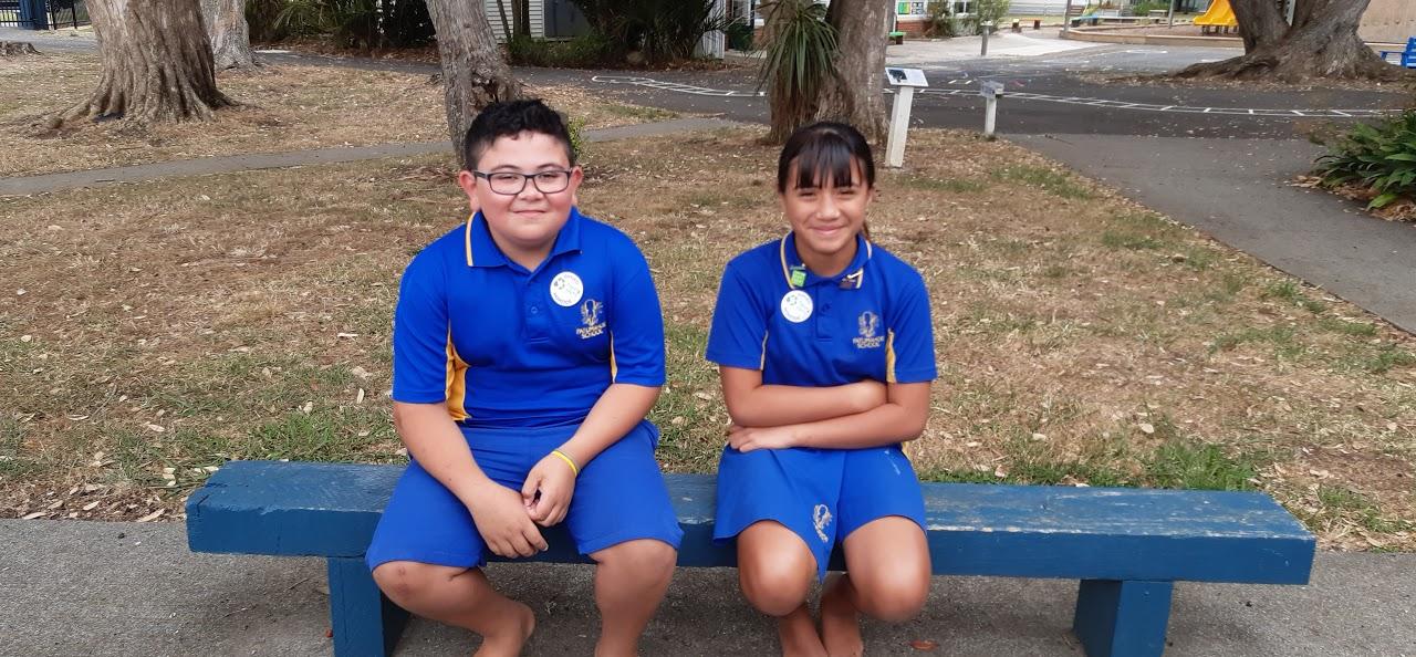 Bus Monitors, Patumahoe School