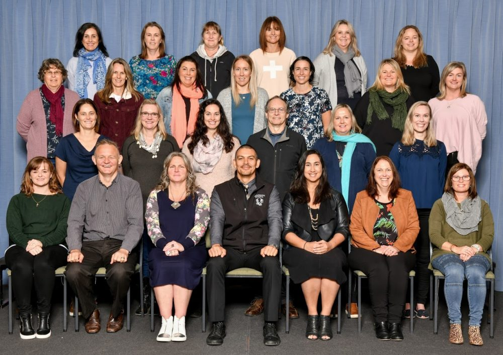 Staff, Patumahoe School